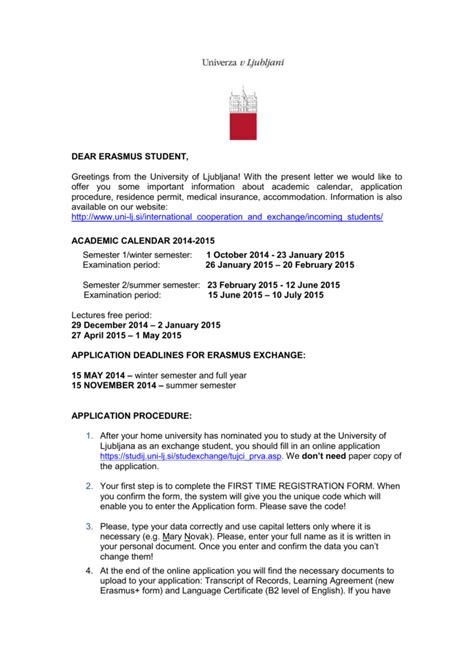 general resume cover letter template cover letter erasmus motivation ...